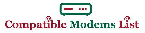 Compatible Modems List
